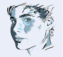 Blue Boy by aligee