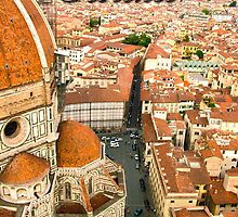 Santa Maria del Fiore by painterflipper