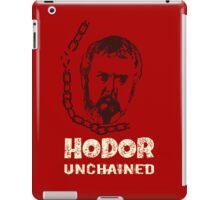Hodor Unchained iPad Case/Skin