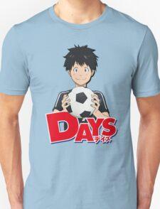 Soccer boy Unisex T-Shirt