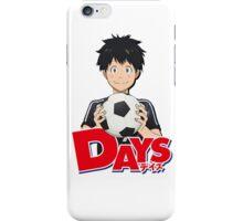 Soccer boy iPhone Case/Skin