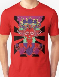 Colorful Day of the Dead Women T-Shirt