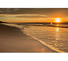 Double Island Point Sunrise Photographic Print