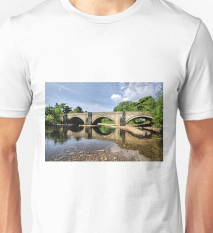 Bridge At Grinton Unisex T-Shirt