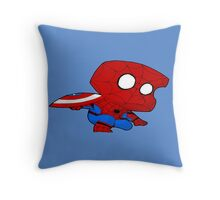 Underoos! Throw Pillow