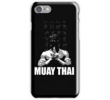 Muay Thai iPhone Case/Skin