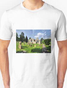 St Andrews Church, Grinton Unisex T-Shirt