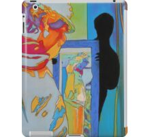 Mirror mirror on the wall iPad Case/Skin