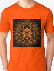 Ancient Seal Mandala Unisex T-Shirt