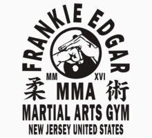 Frankie Edgar Martial Arts Gym Kids Tee