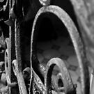 Abstract Ironwork by TheMaker