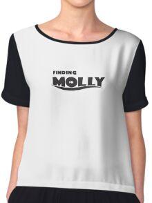 Finding Molly 2 Chiffon Top