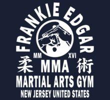 Frankie Edgar Martial Arts Gym Baby Tee