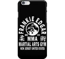 Frankie Edgar Martial Arts Gym iPhone Case/Skin