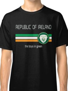 Euro 2016 Football - Republic of Ireland  Classic T-Shirt