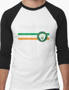 Euro 2016 Football - Republic of Ireland  Men's Baseball ¾ T-Shirt