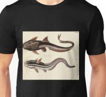 Naturgeschichte in Bildern mit erläuterndem Text E Strack 1820 Lief 4 Fish 118 Unisex T-Shirt