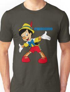 Pinocchio Cartoon Movie Funny Unisex T-Shirt