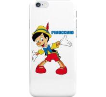 Pinocchio Cartoon Movie Funny iPhone Case/Skin