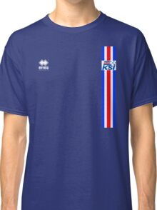 Euro 2016 Football - Iceland  Classic T-Shirt