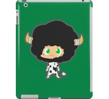 Lambo 10th vongola lighting guardian iPad Case/Skin