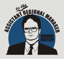 Dwight Schrute logo 2 by Buby87