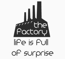 SCP: Factory by Ixgil