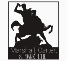Marshall, Carter and Dark by Ixgil