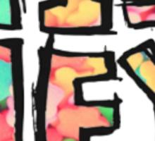 hi or heyyyy Sticker