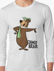 Yogi Bear Long Sleeve T-Shirt