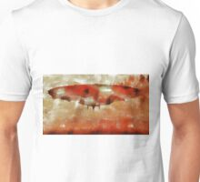 UFO in the Mist by RT and MB Unisex T-Shirt