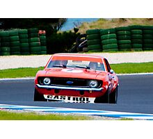 Bob Jane Camaro at Phillip Island Photographic Print