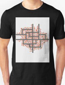 City maps Unisex T-Shirt