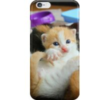 Kitten Yoga iPhone Case/Skin