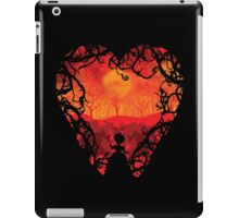 Blood Red Hearts iPad Case/Skin