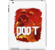 Doom, Doot iPad Case/Skin
