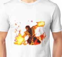Blazes of Hell Unisex T-Shirt