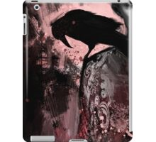 The crow collection I iPad Case/Skin