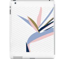 Strelitzia Stripe iPad Case/Skin