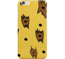 Tugger Markings iPhone Case/Skin