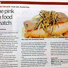 Food - Pink Salt Double Bay by Meni