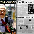 Politics - Malcolm Turnbull  by Meni