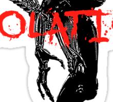 "NEW* ALIEN: ISOLATION MERCHANDISE... ""ISOLATION"" Sticker"