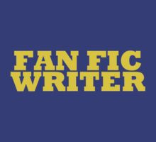 FanFic Writer by Ixgil