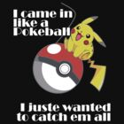 Wrecking Pokeball by Ixgil