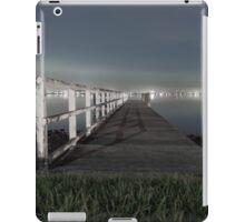 Jetty on Lake iPad Case/Skin