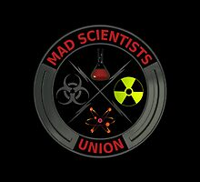 Mad Scientists Union by Packrat