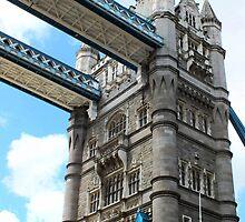 Tower Bridge - London, UK by Filip Mihail