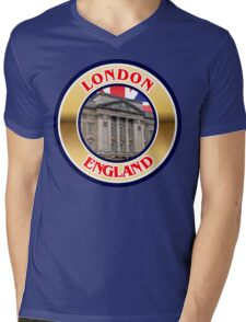 Buckingham Palace - London, UK Mens V-Neck T-Shirt