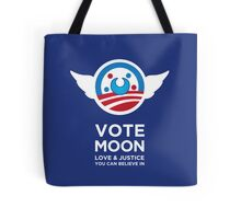 Moon President Power Tote Bag